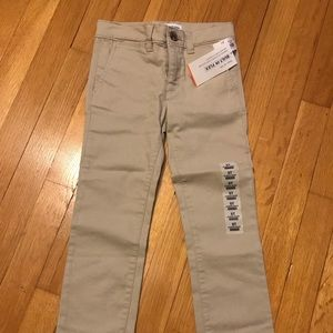 Chinos, skinny fit with adjustable waist